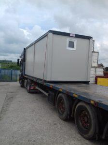 transport container birou