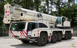 Macara 220 to Demag AC220-5