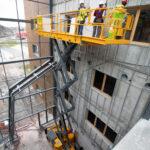 Platforma foarfeca electrica 15m Haulotte HS15EPRO