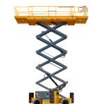 Platforma foarfeca electrica 18m Haulotte HS18E